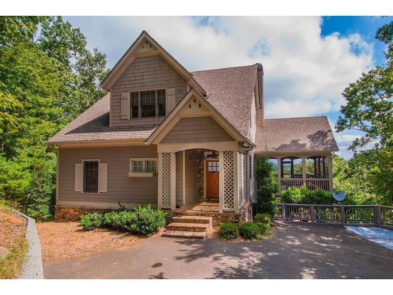 872 Grouse Gap Drive, Big Canoe, GA 30143 (MLS #5745475) :: North Atlanta Home Team