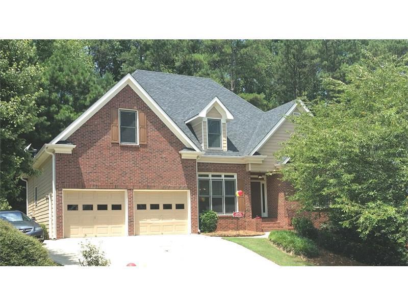 8031 Ridge Valley, Woodstock, GA 30189 (MLS #5745491) :: North Atlanta Home Team