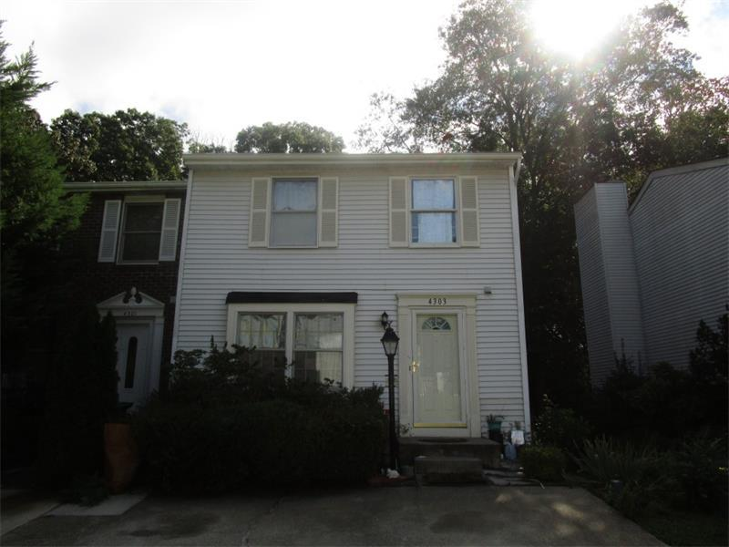 4303 Lehaven Circle #4303, Tucker, GA 30084 (MLS #5745511) :: North Atlanta Home Team