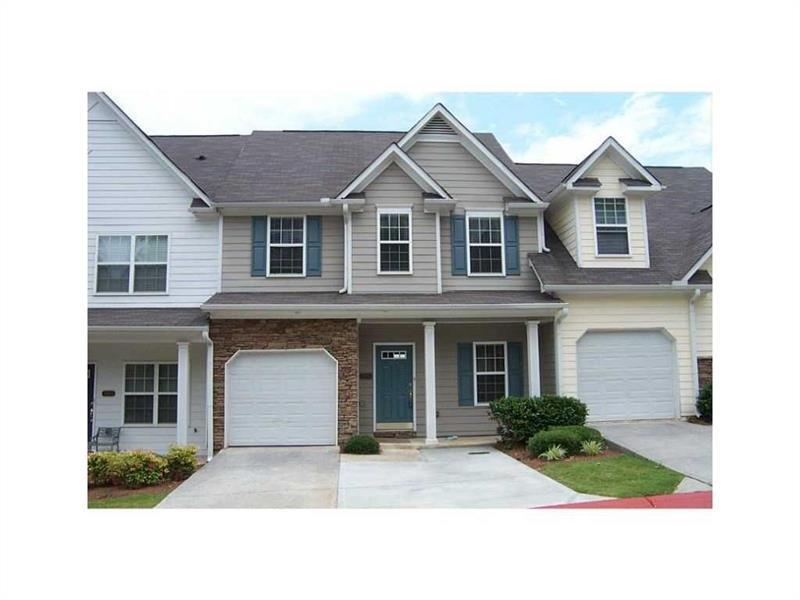 1943 Hoods Fort Circle NW #27, Kennesaw, GA 30144 (MLS #5745651) :: North Atlanta Home Team