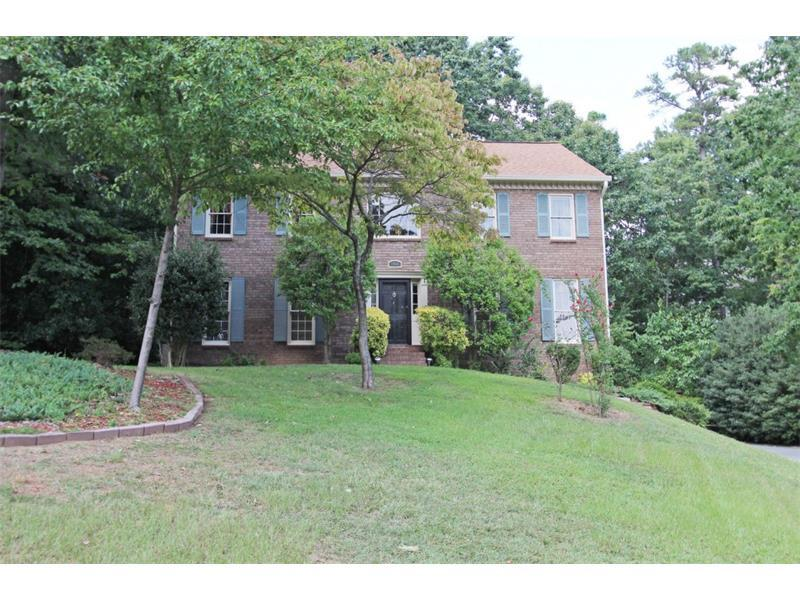 1941 Woodmont Court, Marietta, GA 30062 (MLS #5745773) :: North Atlanta Home Team