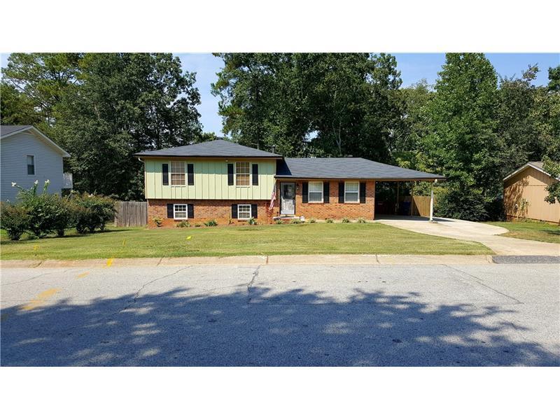 6667 Bedford Road, Rex, GA 30273 (MLS #5745867) :: North Atlanta Home Team