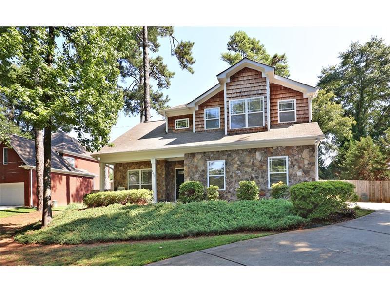 966 Nottingham Drive, Avondale Estates, GA 30002 (MLS #5745936) :: North Atlanta Home Team