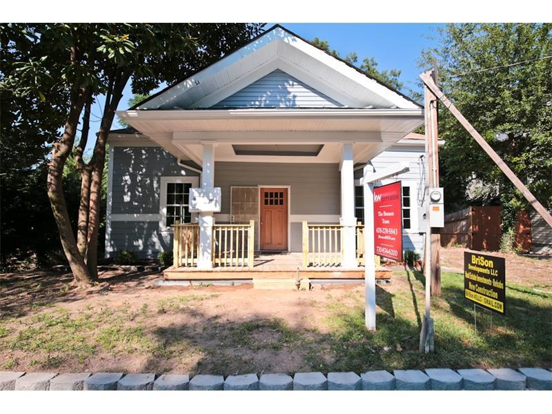 593 Culberson Street SW, Atlanta, GA 30310 (MLS #5746113) :: North Atlanta Home Team