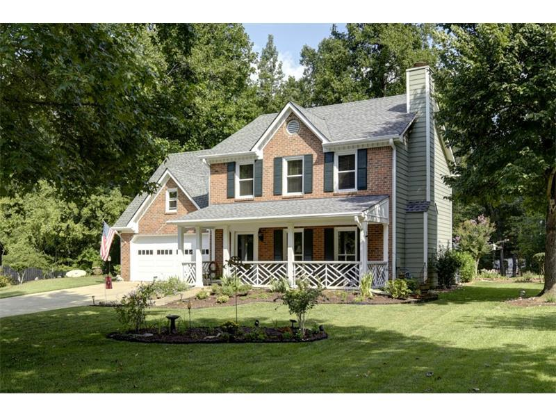1041 Peace Drive NW, Kennesaw, GA 30152 (MLS #5746118) :: North Atlanta Home Team