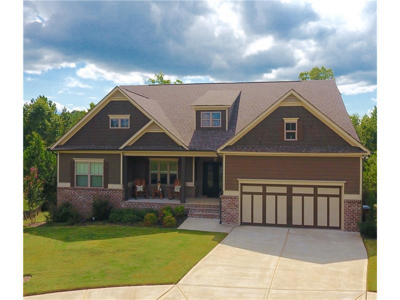 128 Lake Sydney Drive, Dawsonville, GA 30534 (MLS #5746156) :: North Atlanta Home Team