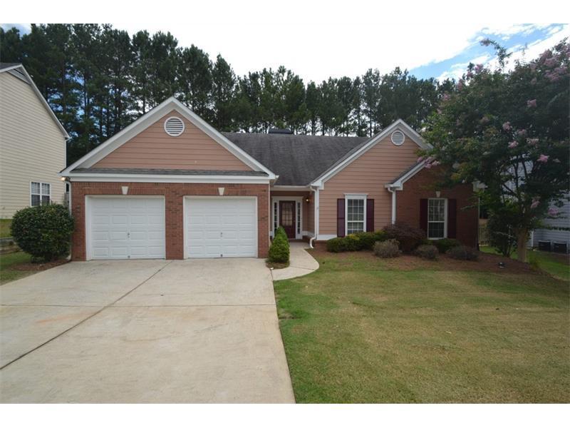 183 Hunt Creek Drive #183, Acworth, GA 30101 (MLS #5746481) :: North Atlanta Home Team