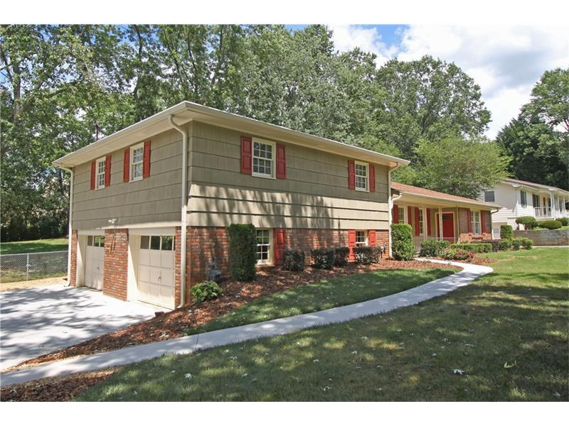 2877 Wendwood Drive, Marietta, GA 30062 (MLS #5746724) :: North Atlanta Home Team
