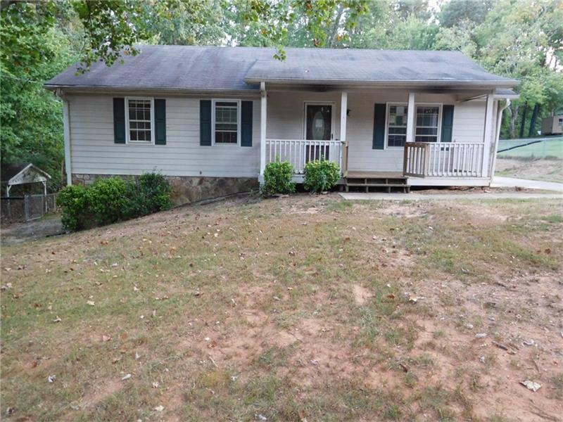 58 Lee Road SE, Cartersville, GA 30121 (MLS #5746753) :: North Atlanta Home Team