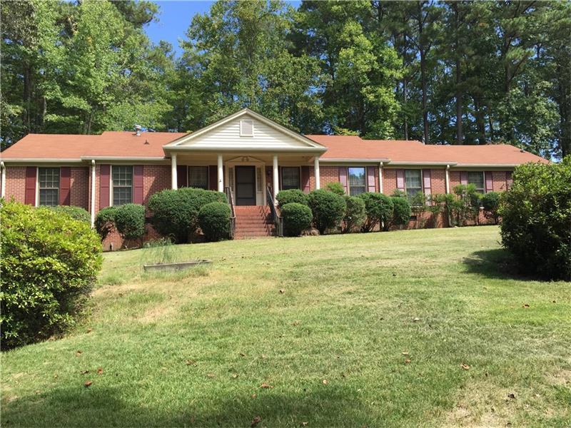 1101 Rocky Branch Road, Villa Rica, GA 30180 (MLS #5746781) :: North Atlanta Home Team