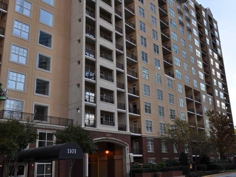 1101 Juniper Street NE #1520, Atlanta, GA 30309 (MLS #5746793) :: North Atlanta Home Team
