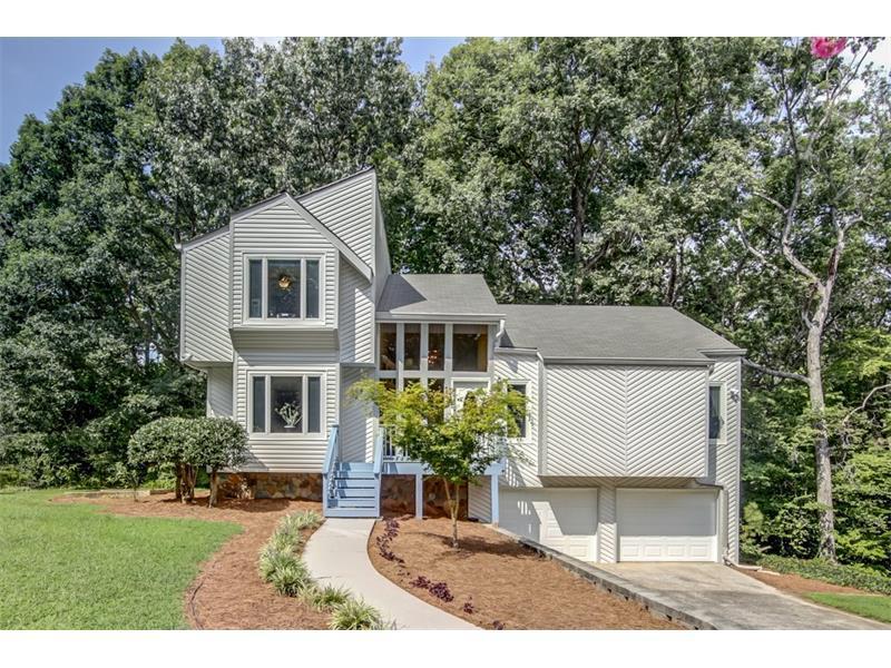 1672 Cedar Cliff Drive SE, Smyrna, GA 30080 (MLS #5746800) :: North Atlanta Home Team