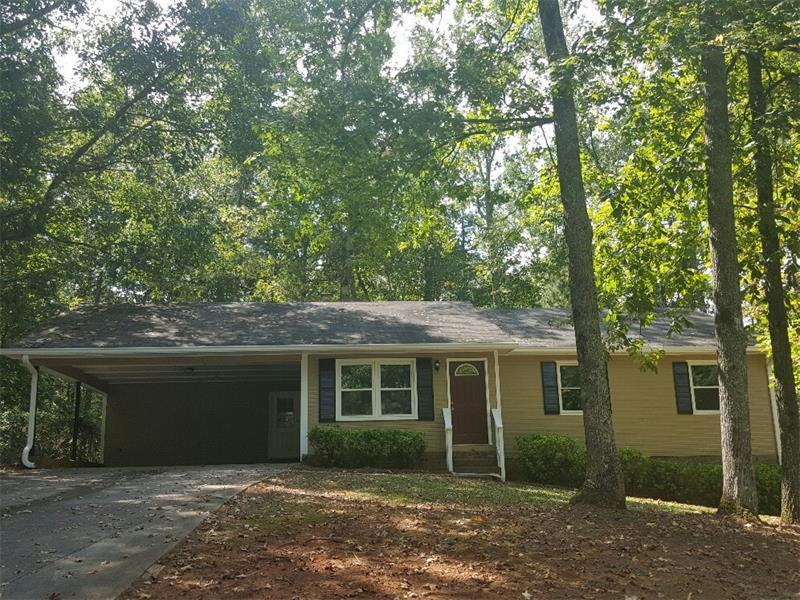 3091 Beaver Drive, Douglasville, GA 30135 (MLS #5746945) :: North Atlanta Home Team