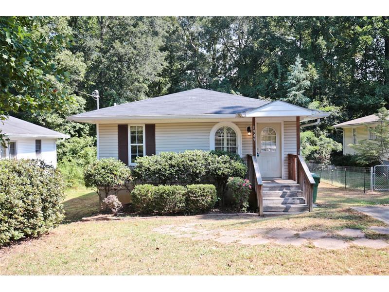 1945 Main Street NW, Atlanta, GA 30318 (MLS #5746995) :: North Atlanta Home Team