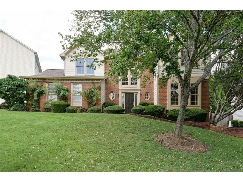 43 Parkside Circle, Marietta, GA 30068 (MLS #5747124) :: North Atlanta Home Team