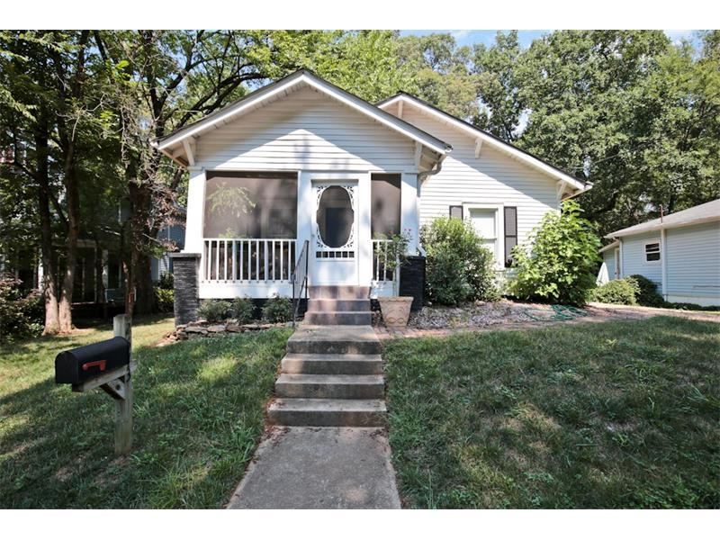 2673 Rosemary Street NW, Atlanta, GA 30318 (MLS #5747138) :: North Atlanta Home Team