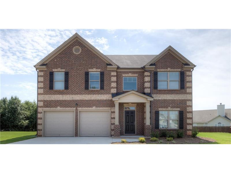 3108 Rex Ridge Crossing, Rex, GA 30273 (MLS #5747161) :: North Atlanta Home Team