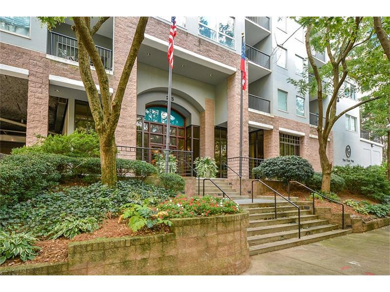 275 13th Street NE #604, Atlanta, GA 30309 (MLS #5747194) :: North Atlanta Home Team