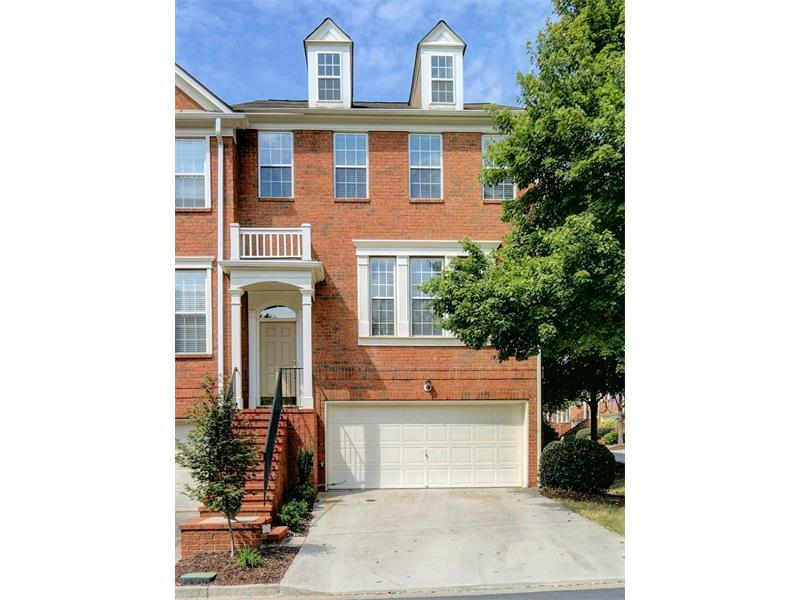 5050 Foxfield Lane #5050, Atlanta, GA 30339 (MLS #5747230) :: North Atlanta Home Team