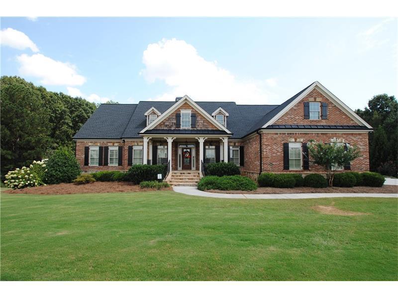 2124 Stonegate Way, Monroe, GA 30656 (MLS #5747258) :: North Atlanta Home Team