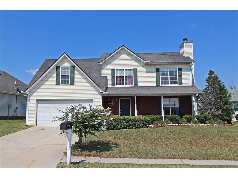 3393 Summit Creek Lane, Loganville, GA 30052 (MLS #5747266) :: North Atlanta Home Team