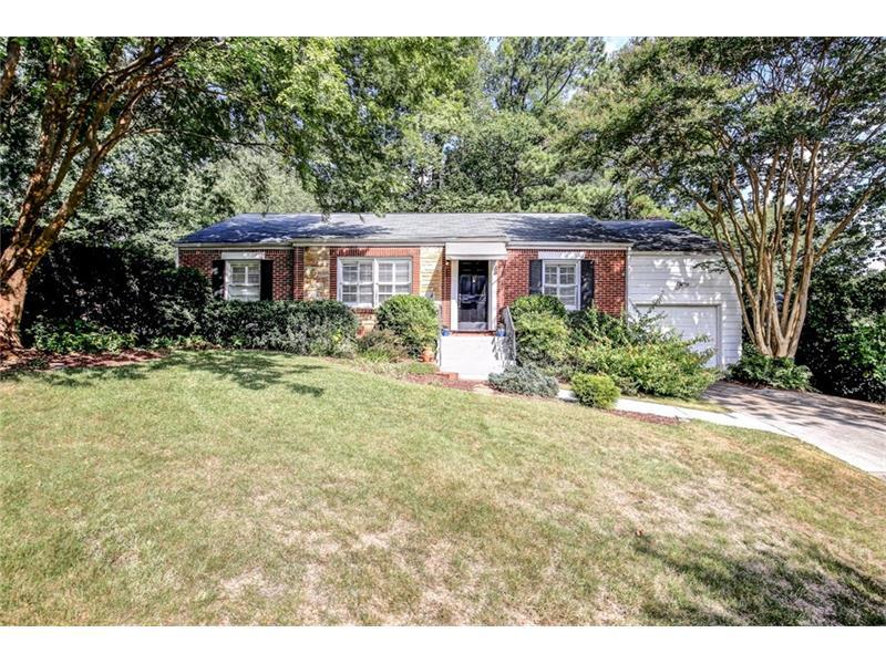 105 Mockingbird Lane, Decatur, GA 30030 (MLS #5747307) :: North Atlanta Home Team