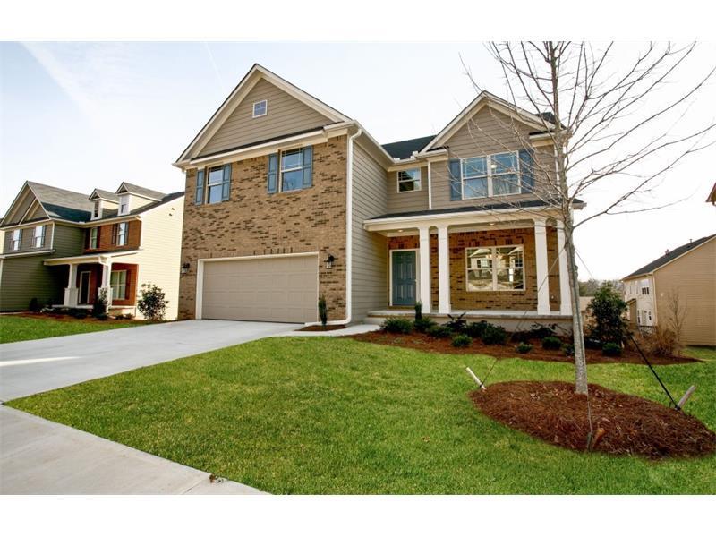 1502 Balvaird Drive, Lawrenceville, GA 30045 (MLS #5747365) :: North Atlanta Home Team