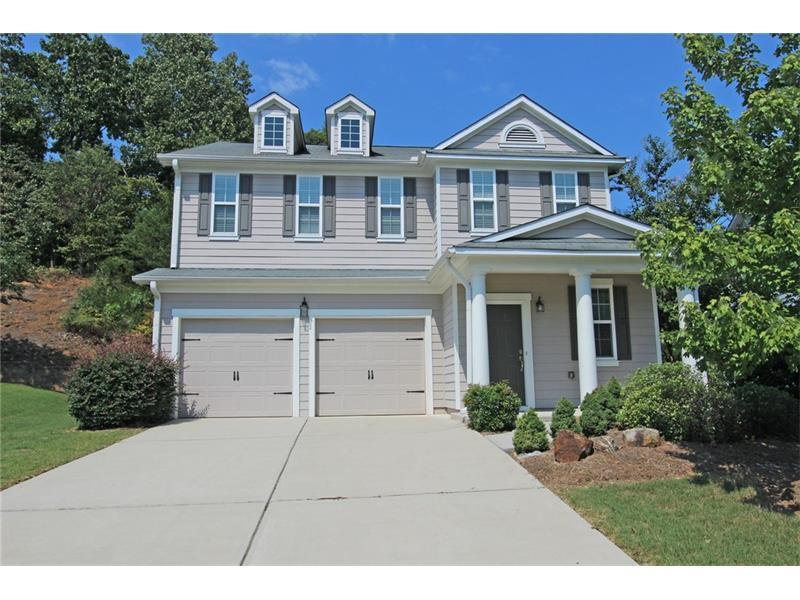 336 Melrose Circle, Woodstock, GA 30188 (MLS #5747392) :: North Atlanta Home Team