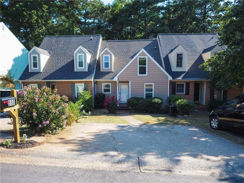 598 Manning Road, Marietta, GA 30064 (MLS #5747422) :: North Atlanta Home Team
