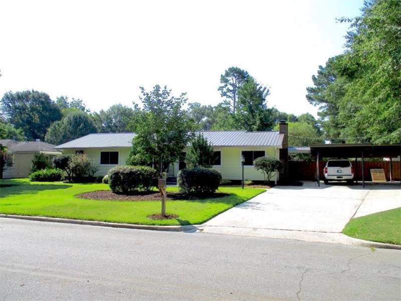 159 Thornton Avenue, Cedartown, GA 30125 (MLS #5747438) :: North Atlanta Home Team
