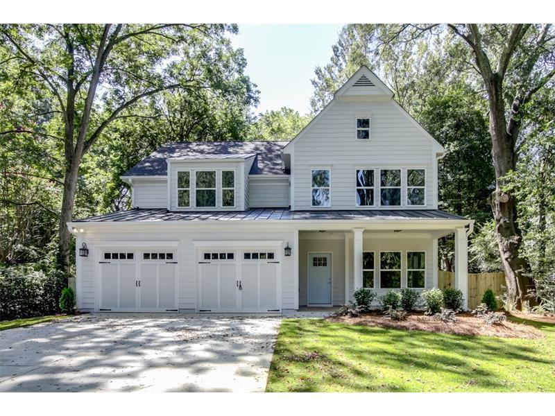 1687 Donna Lynn Drive SE, Smyrna, GA 30080 (MLS #5747513) :: North Atlanta Home Team