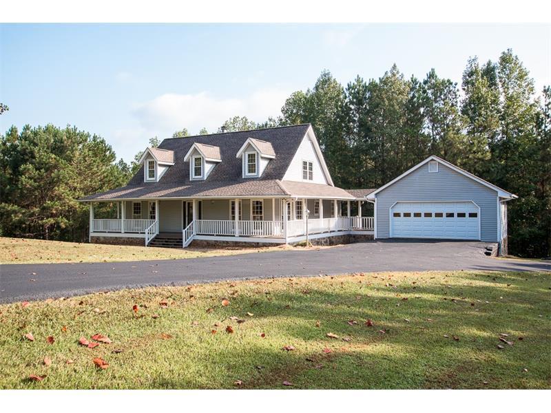 450 Mountain Laurel Drive, Jasper, GA 30143 (MLS #5747622) :: North Atlanta Home Team