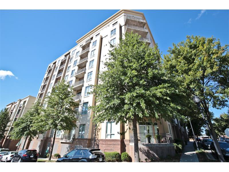 711 Cosmopolitan Drive NE #409, Atlanta, GA 30324 (MLS #5747791) :: North Atlanta Home Team