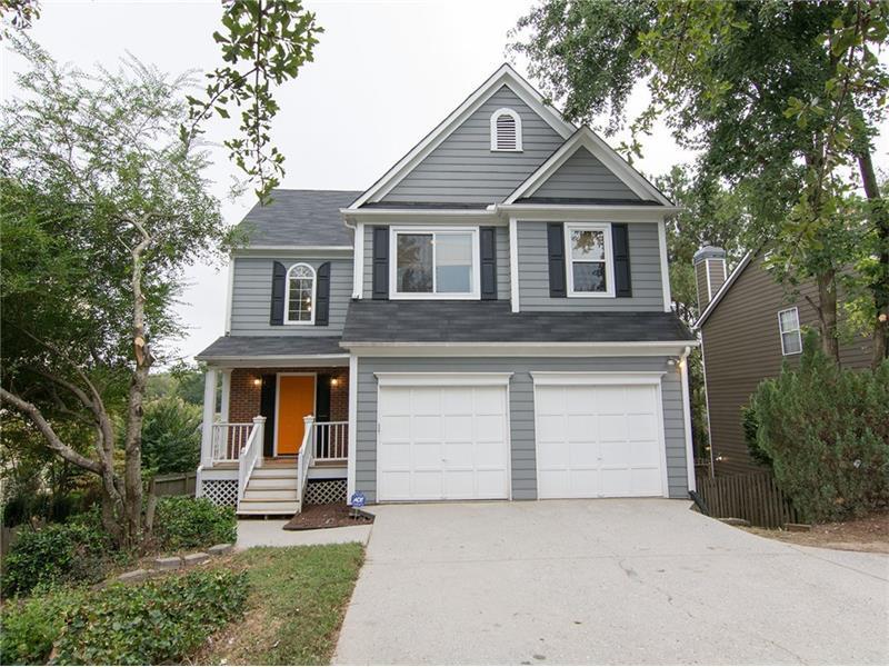 1732 Cooper Lake Drive SE, Smyrna, GA 30080 (MLS #5748042) :: North Atlanta Home Team