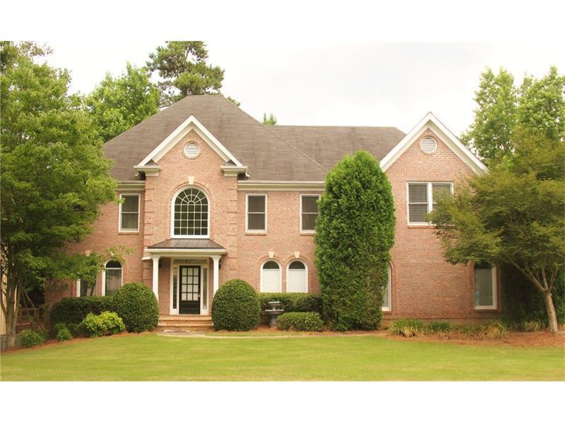 5555 Commons Lane, Alpharetta, GA 30005 (MLS #5748221) :: North Atlanta Home Team
