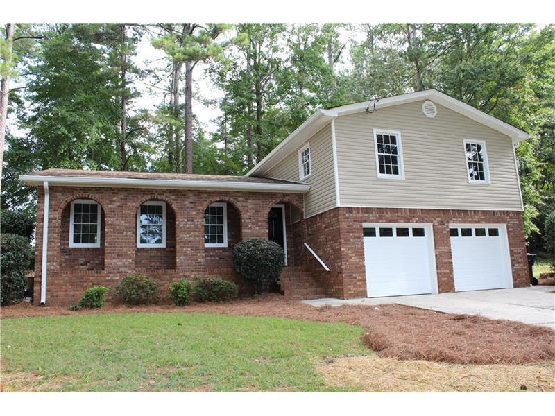 1201 Little Acres Place, Marietta, GA 30066 (MLS #5748281) :: North Atlanta Home Team