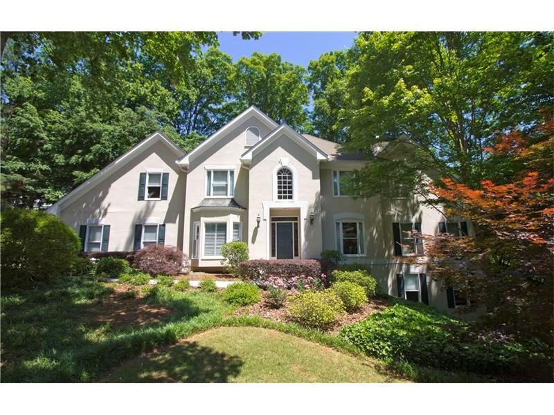 45 Battle Ridge Drive, Sandy Springs, GA 30342 (MLS #5748439) :: North Atlanta Home Team