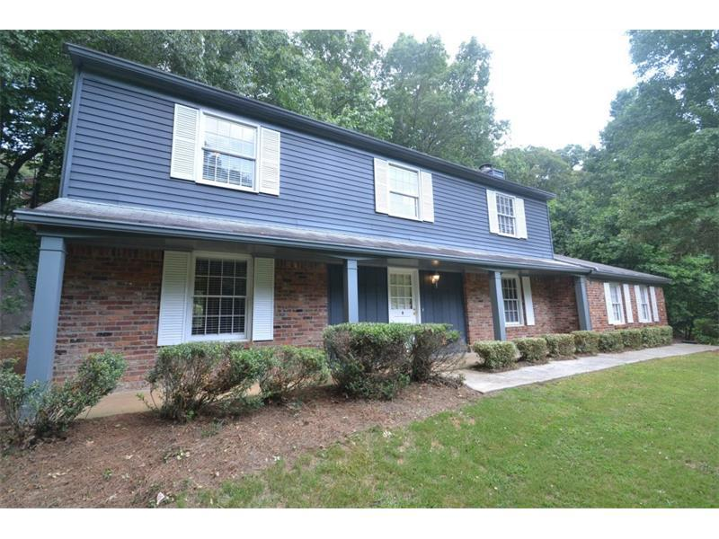 257 Lamplighter Lane #257, Marietta, GA 30067 (MLS #5748618) :: North Atlanta Home Team