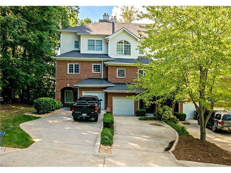 1200 Wing Street #2, Sandy Springs, GA 30350 (MLS #5748743) :: North Atlanta Home Team