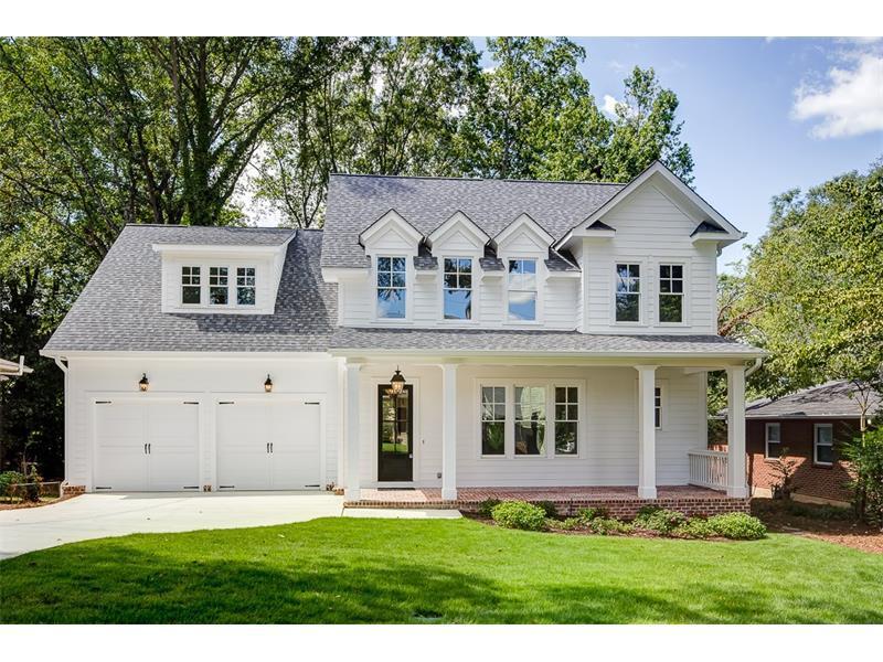 2340 Briarwood Hills Drive NE, Brookhaven, GA 30319 (MLS #5748930) :: North Atlanta Home Team