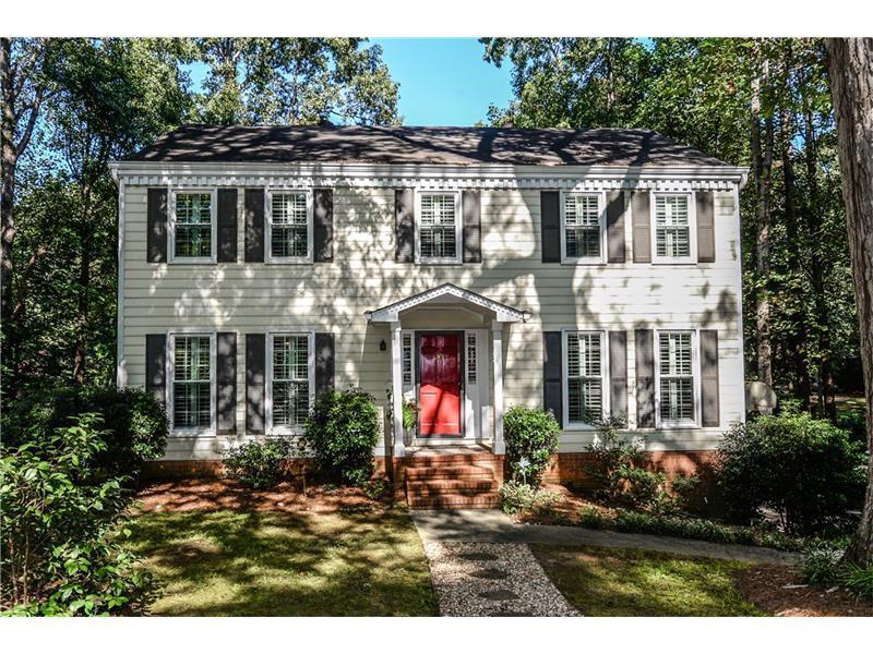 1751 Cedar Cliff Drive, Smyrna, GA 30080 (MLS #5749127) :: North Atlanta Home Team