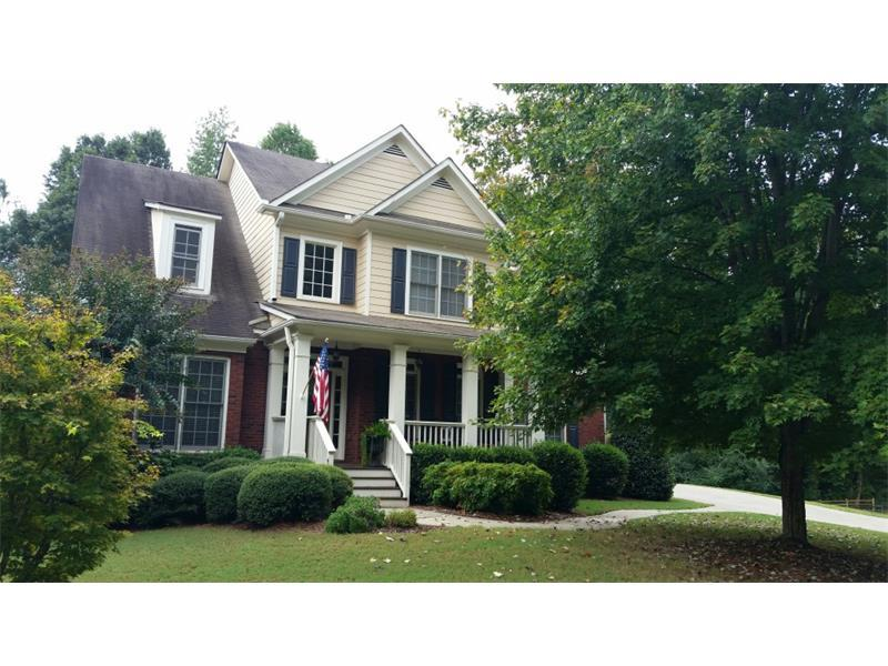 1220 Cotton Gin Drive, Powder Springs, GA 30127 (MLS #5749174) :: North Atlanta Home Team