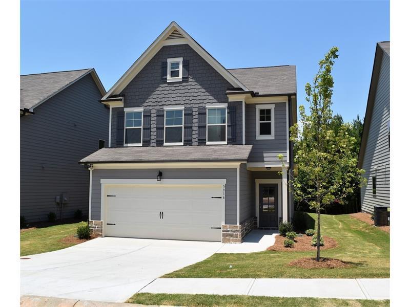6007 Lily Pad Drive, Flowery Branch, GA 30542 (MLS #5749187) :: North Atlanta Home Team
