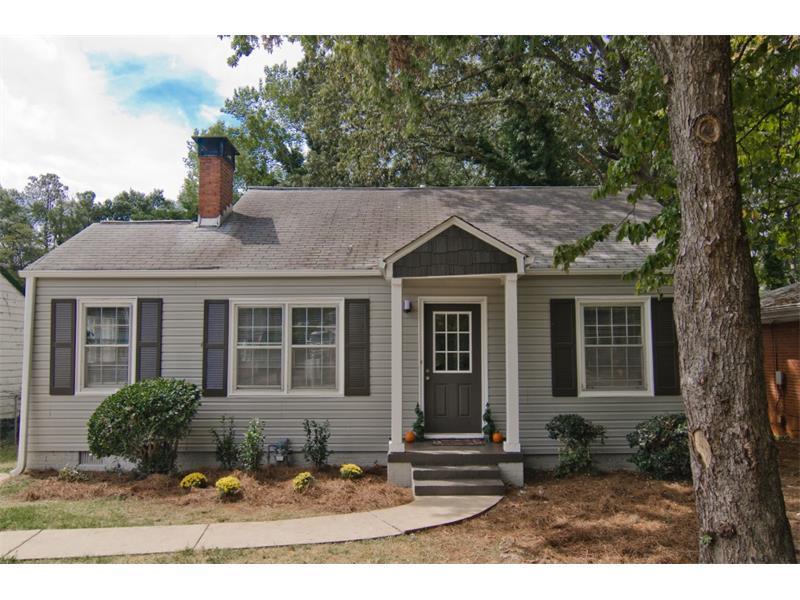 463 Morgan Place, Decatur, GA 30032 (MLS #5749204) :: North Atlanta Home Team