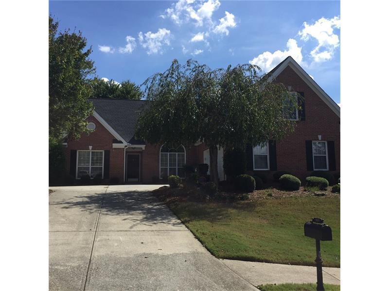 367 Canterbury Place Drive, Suwanee, GA 30024 (MLS #5749410) :: North Atlanta Home Team