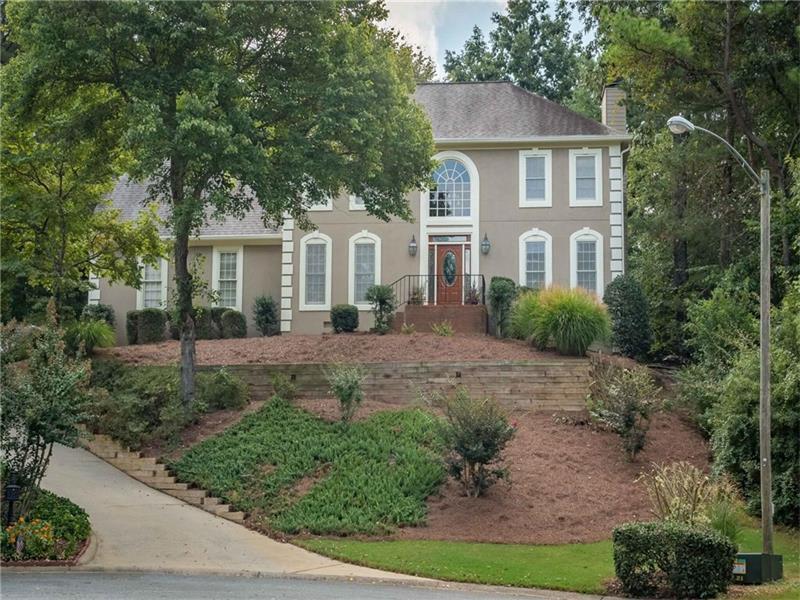 4324 Halifax Terrace NE, Roswell, GA 30075 (MLS #5749482) :: North Atlanta Home Team