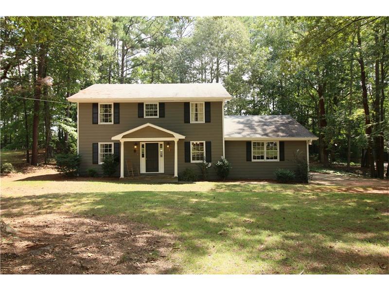 350 Sarsen Trail NW, Marietta, GA 30064 (MLS #5749498) :: North Atlanta Home Team