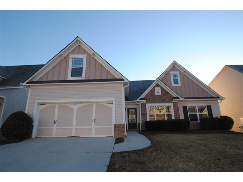 4242 Creekrun Circle #4242, Buford, GA 30519 (MLS #5749546) :: North Atlanta Home Team