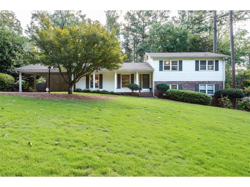 6355 Colewood Court -, Atlanta, GA 30328 (MLS #5749632) :: North Atlanta Home Team