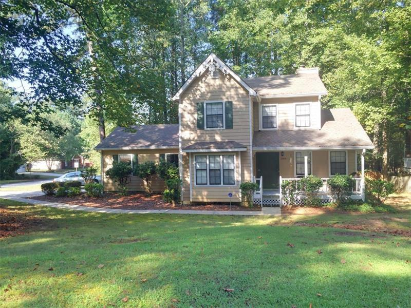 1584 Milford Creek Lane, Marietta, GA 30008 (MLS #5749829) :: North Atlanta Home Team